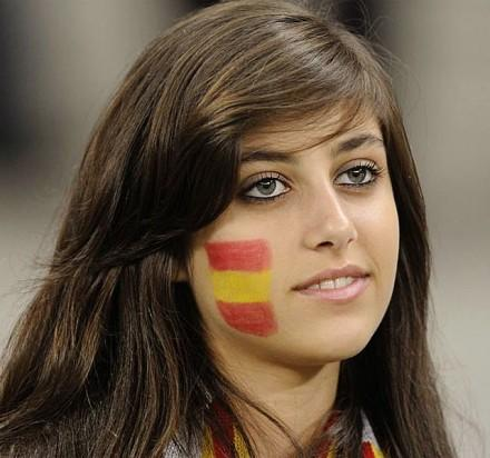 Hot girls from spain think