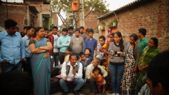 A system of trash removal is being developed between community representatives and experts_Akshay Shrinivas