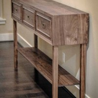 Solid_Walnut_Entry_Console_with_Drawers-1