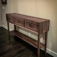 Solid_Walnut_Entry_Console_with_Drawers-4