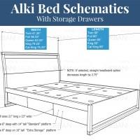 Bed_Schematics_ALKI_with_drawers