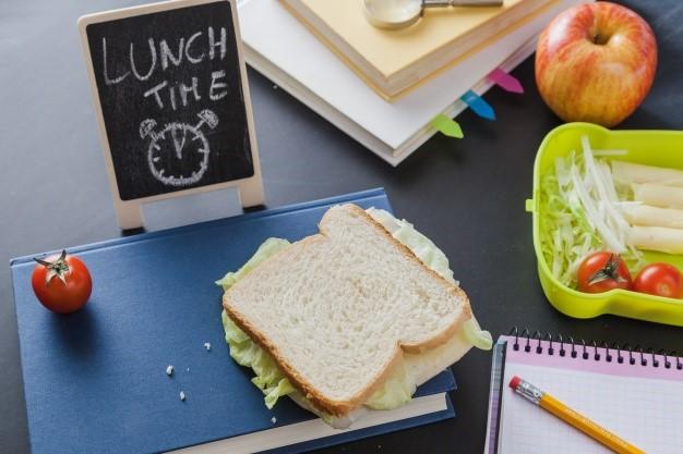 Υγιεινά σνακ για το σχολείο