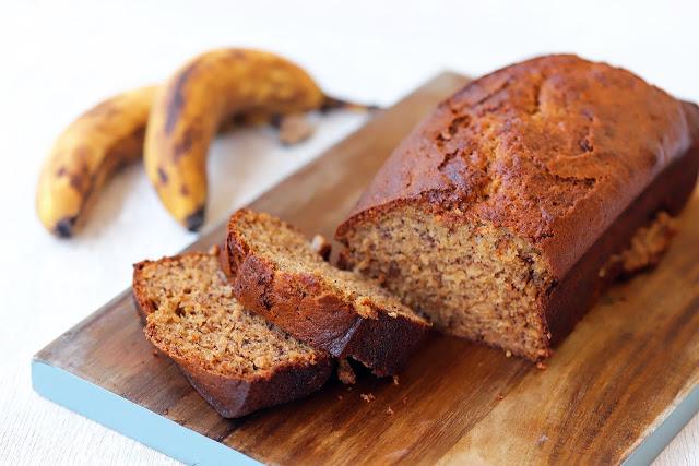 Κέικ μπανάνας χωρίς ζάχαρη -Thisisus.gr