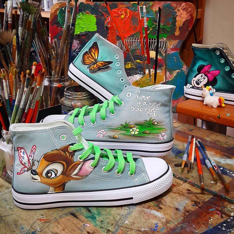Τα παπούτσια που κάνουν τη διαφορά στο Art Matina – Thisisus.gr