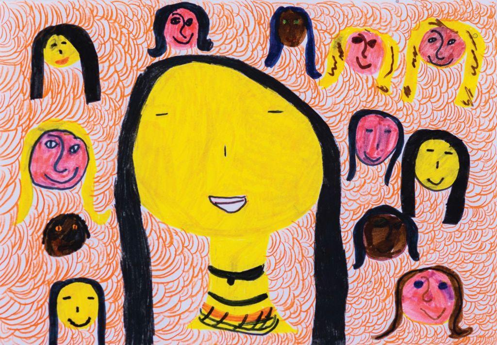 Το Μουσείο Ελληνικής Παιδικής Τέχνης προσκαλεί τα παιδιά να ζωγραφίσουν «Όλοι ίσοι μα όλοι διαφορετικοί» -Thisisus.gr