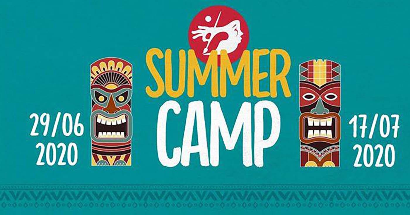 Art Summer Camp για παιδιά στο εργαστήριο Τέχνης Χρώμα –Thisisus.gr