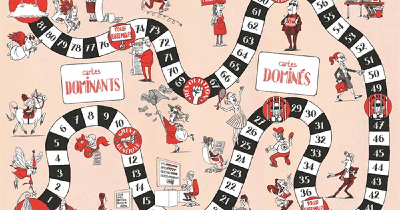 Κυκλοφόρησε η πρώτη αντικαπιταλιστική Monopoly στη Γαλλία –Kapital –Thisisus.gr
