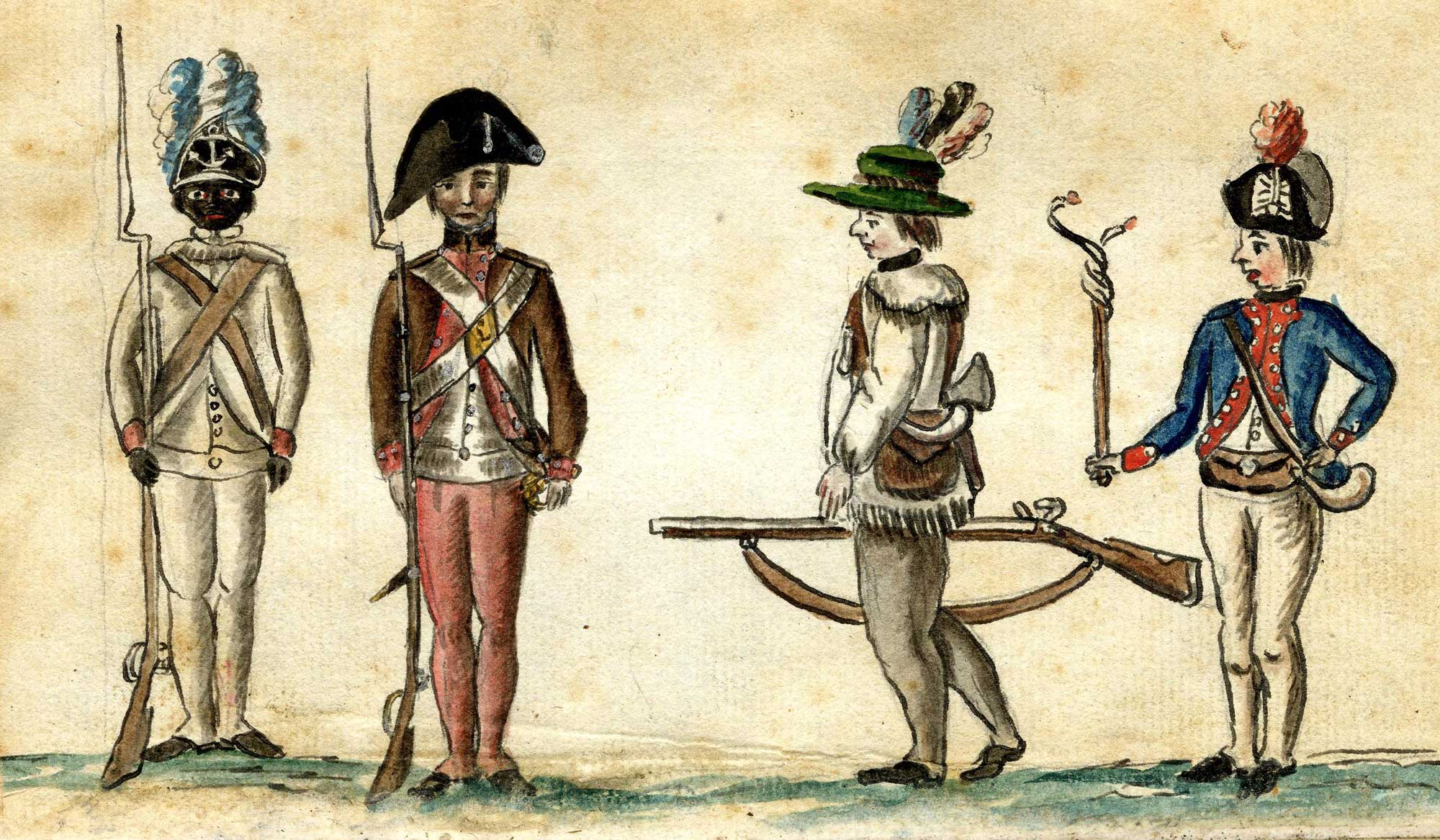 Awesome Facts About African-Americans in the American Revolution
