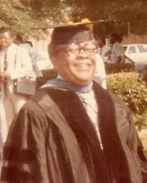 Rev. Dollie Pankey's dad, Dr. Monticello Howell