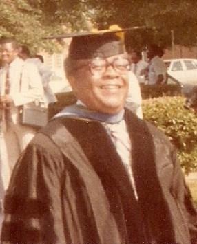 Rev. Dollie Pankey's dad, Dr. Monticello Howell