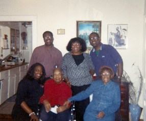 Dr. Howell with family