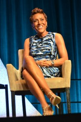 Robin Roberts of Good Morning America--Photography by Melissa Fontenette-Mitchell North Star Photography