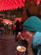 Temple in Shilin Night Market