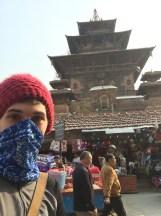 Kathmandu Durbar Square Pagoda