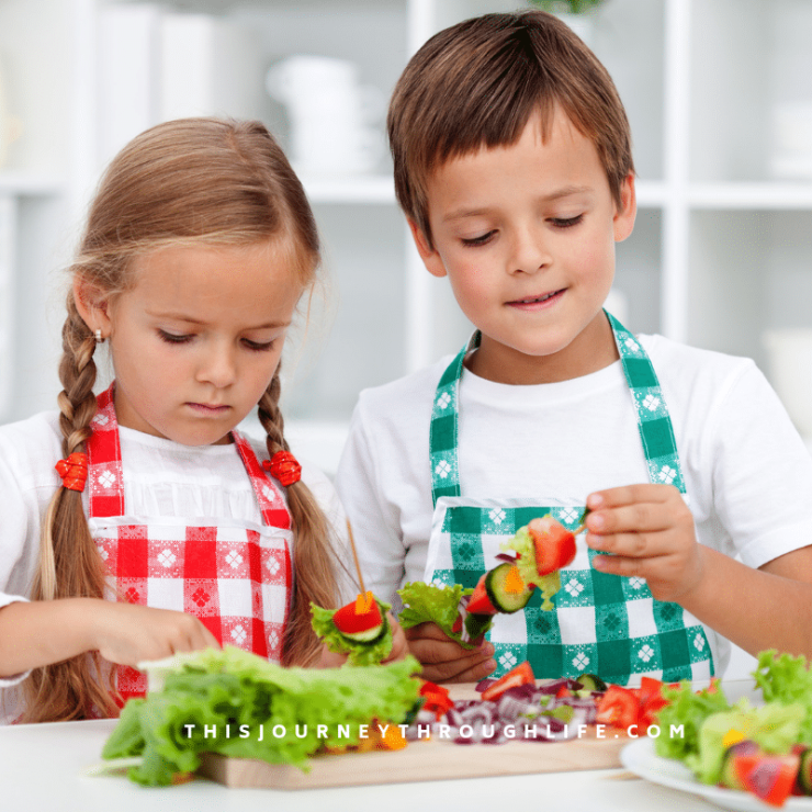 Healthy Holiday Snacks for kids | This Journey Through Life