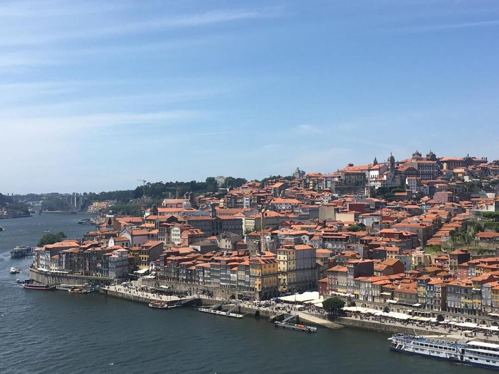NEW BLOG POST  3 JOURS  PORTO Je voushellip