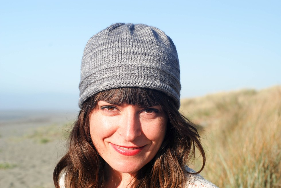 Samoa hat knitting pattern by Andrea @ This Knitted Life
