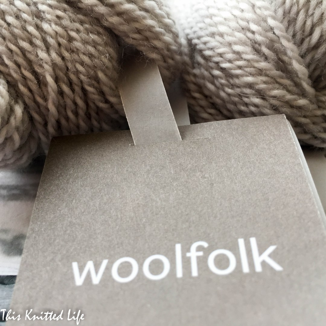 Woolfolk Sno yarn.