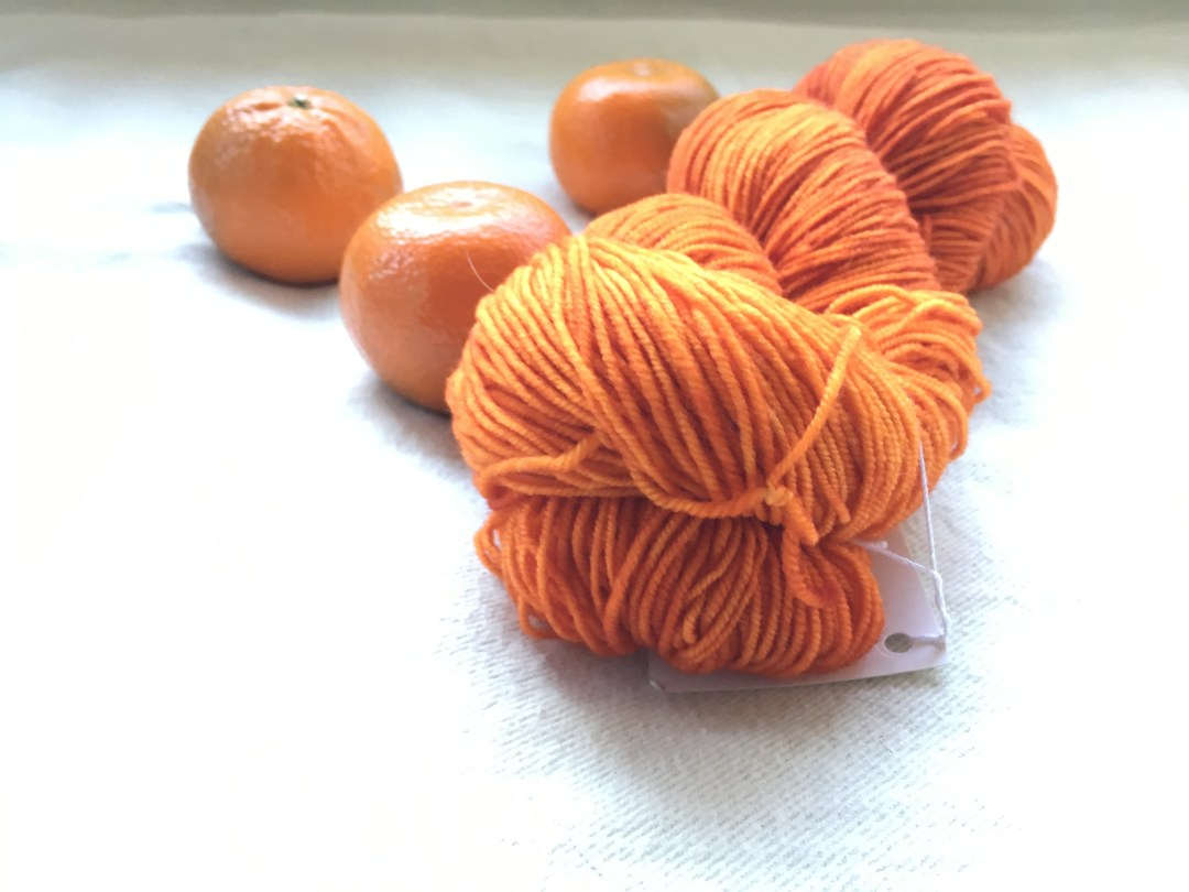 Year of the Indie Yarn Dyer. We all must lift each other up!