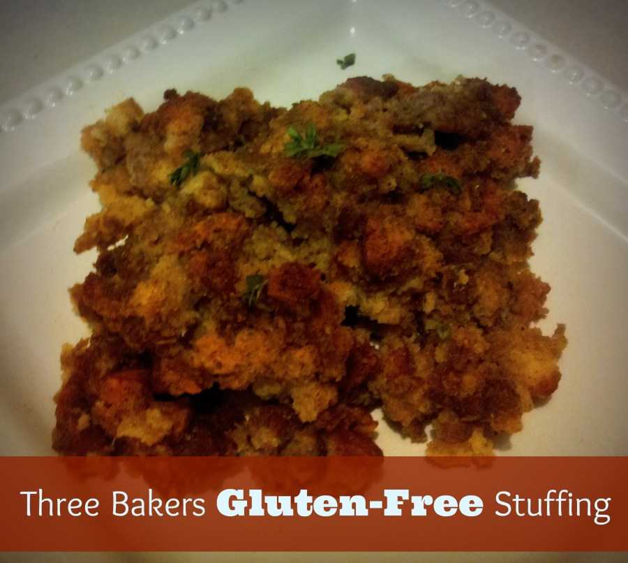 Three Bakers Gluten Free Herb-Seasoned Stuffing Mix – Review