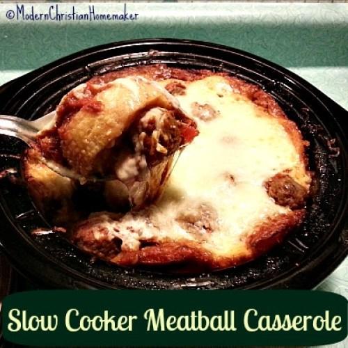 Slow-Cooker-Meatball-Casserole