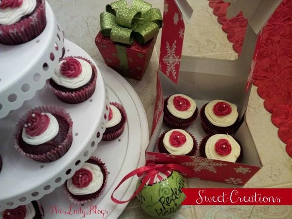 Sweet Creations Cupcake Carrier