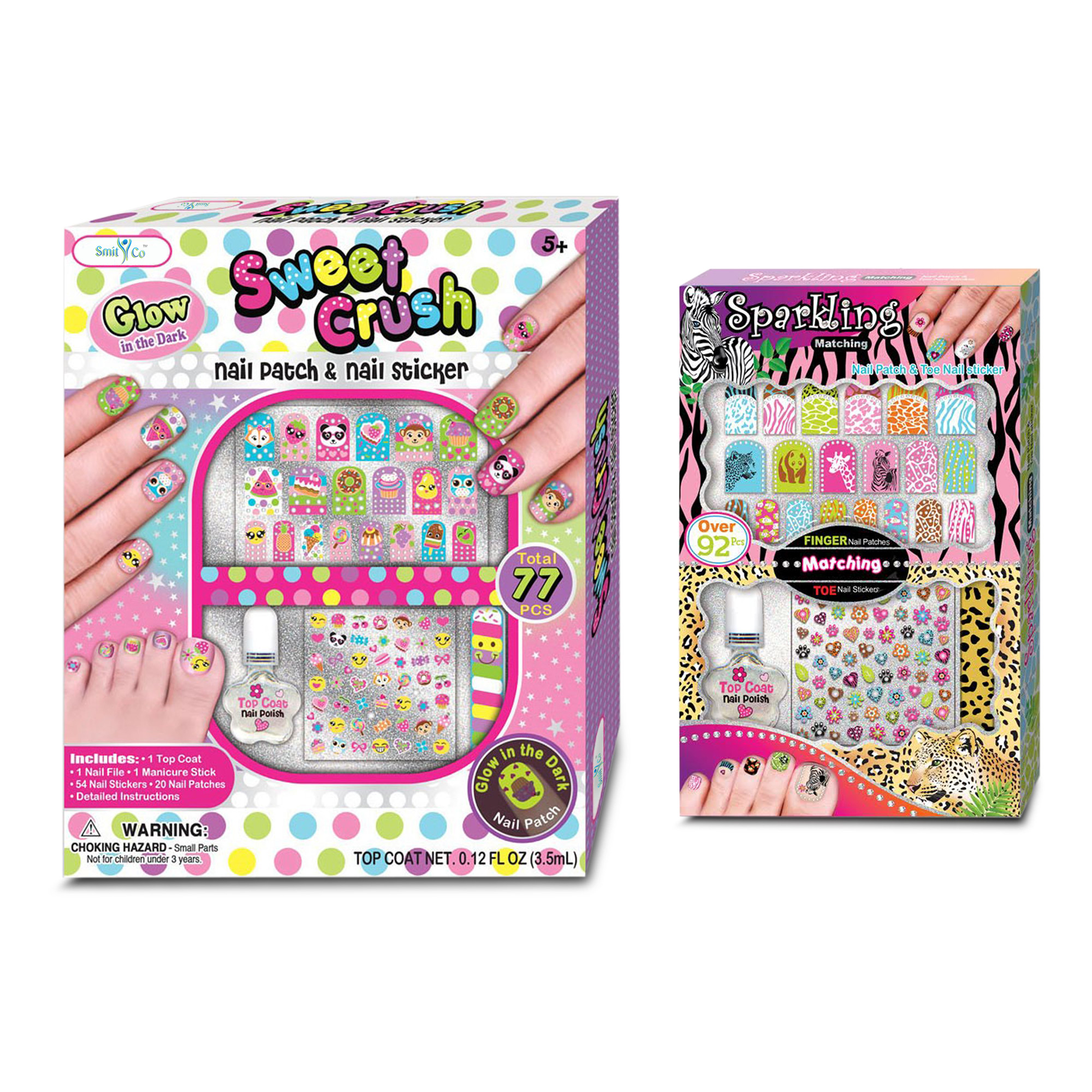 Pamper Your Princess with SmitCo Nail Art Set for Girls - This Lady ...