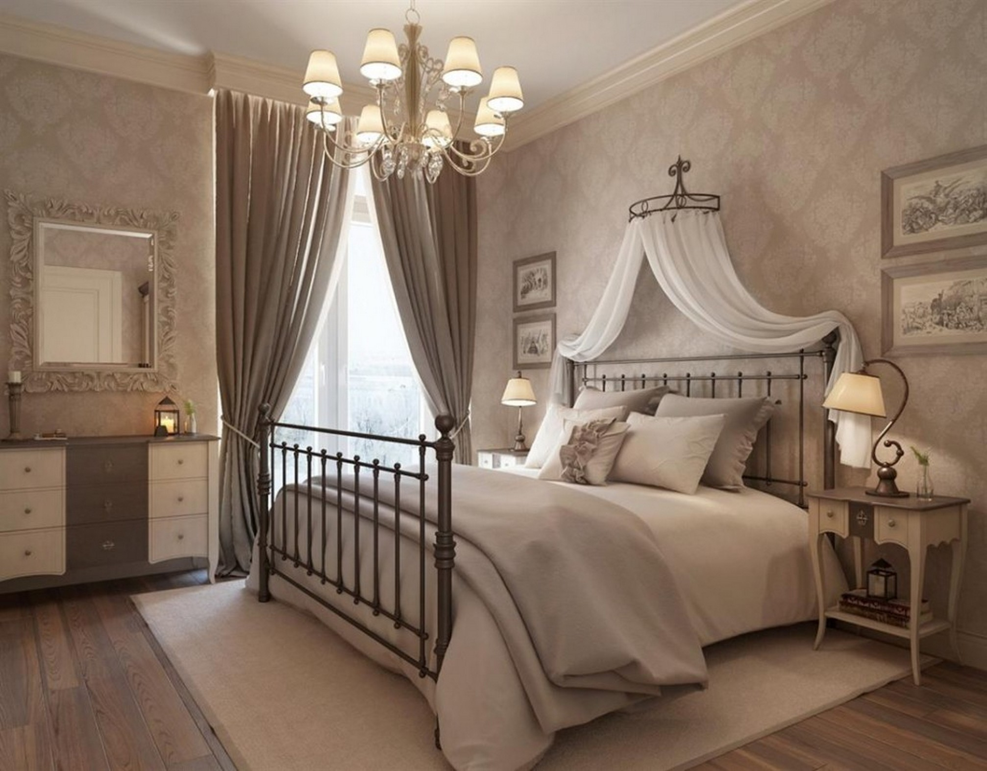 5 Stylish Vintage Bedroom Ideas This Lady Blogs