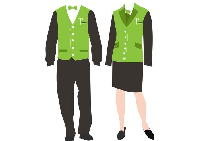 5409ac2b0c9 How to Design an Elegant Staff Uniform - This Lady Blogs