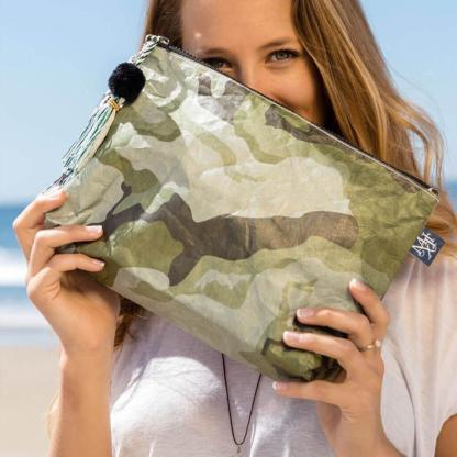 Mixt pouch camo