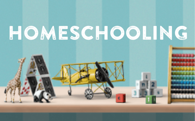 Homeschooling: Learning at Home - This Little Home of Mine