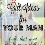 Christmas Gift Ideas for Your Man