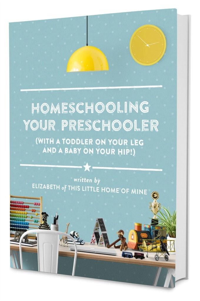 Homeschooling Your Preschooler