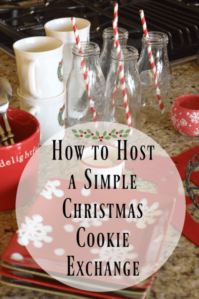 Christmas Cookie Exchange: How to put plan a cookie exchange by This Little Home of Mine