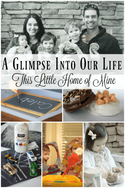 A Glimpse Into Our Life: January