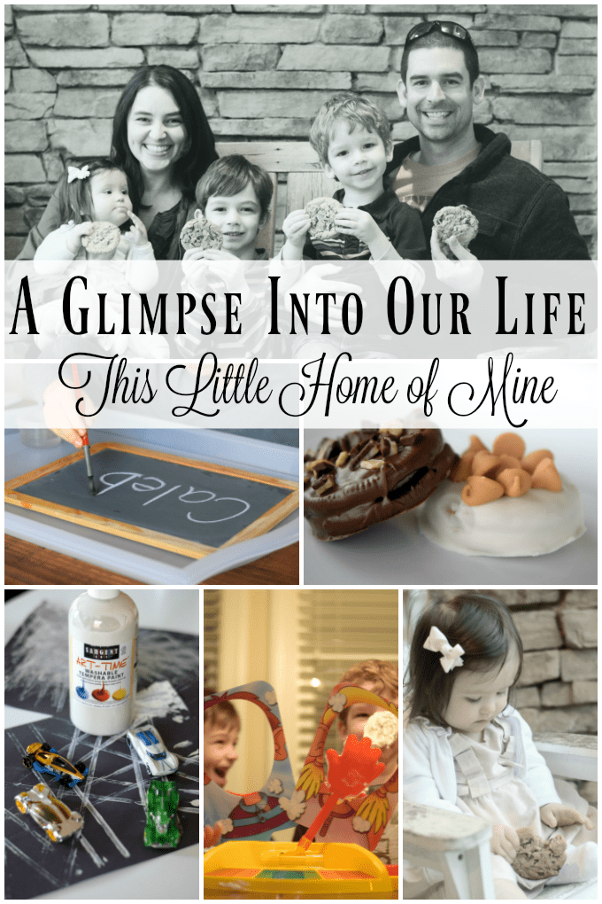 A Glimpse Into Our Life: January 2017