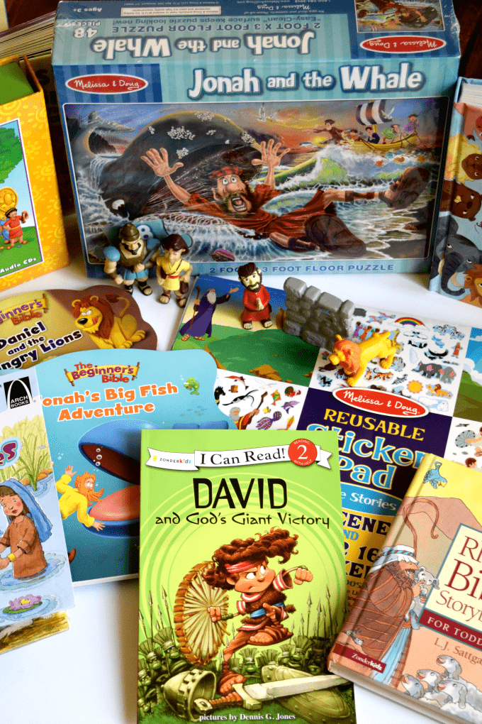 Bible Curriculum Resources for Homeschooling - This Little