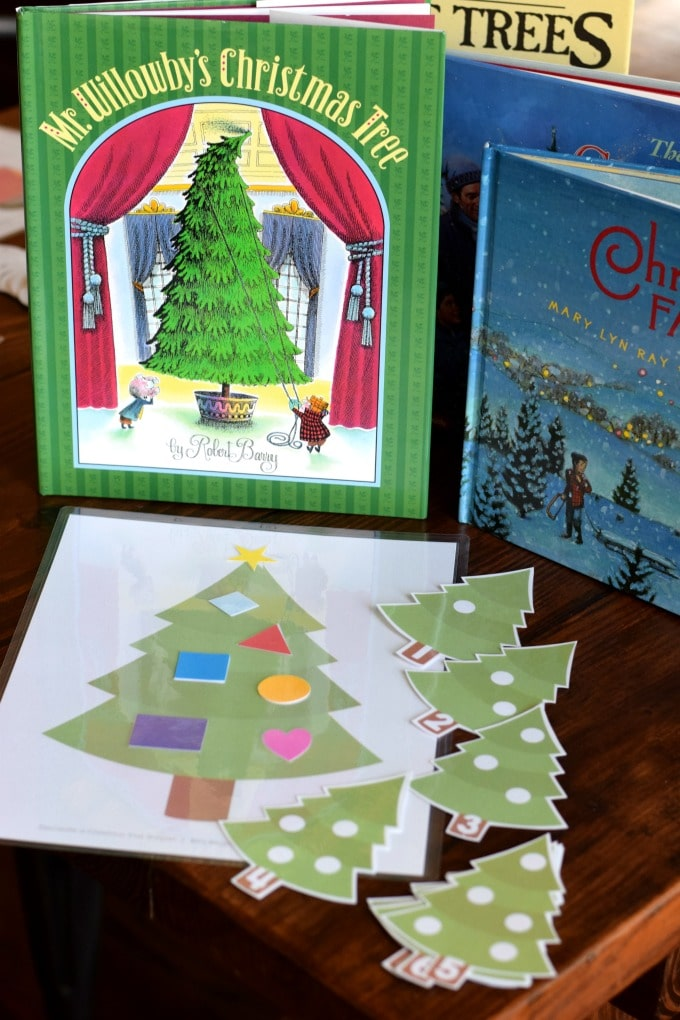 Our Favorite Christmas Tree Books & Activities - This ...