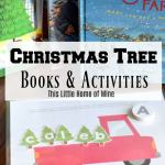 Our Favorite Christmas Tree Books & Activities