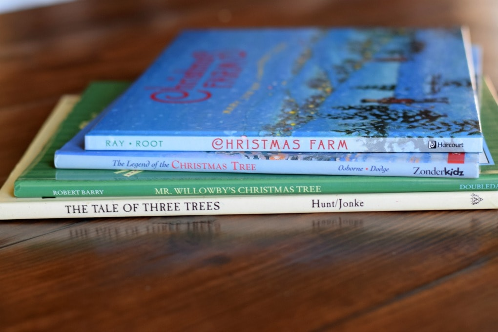 Our Favorite Christmas Tree Books by This Little Home of Mine