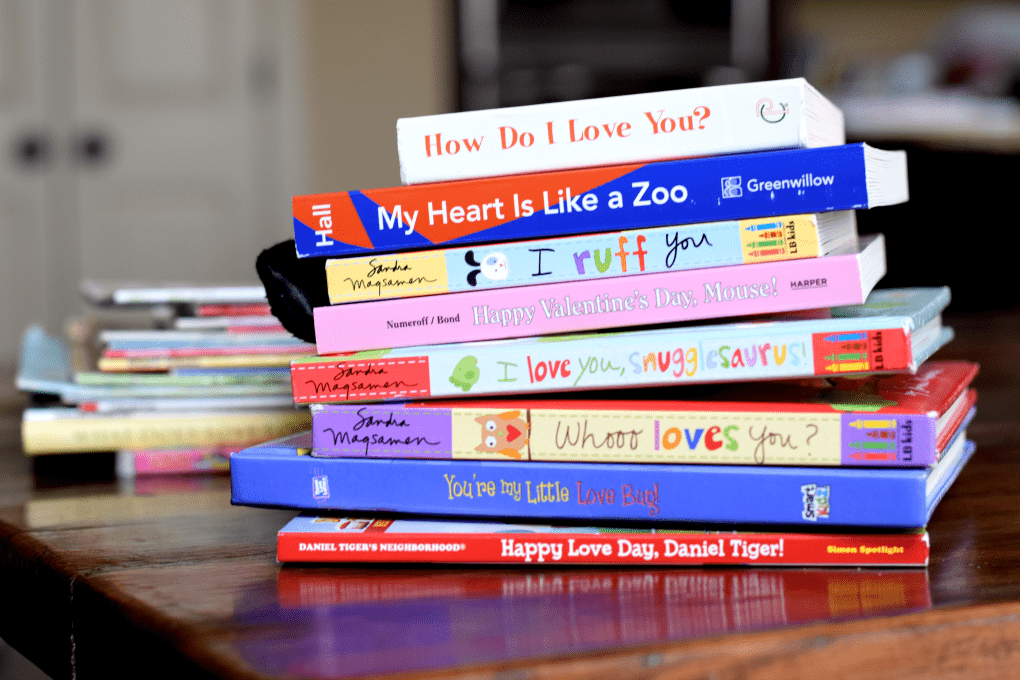 f18a2125e40 Valentine s Day Books for Kids by This Little Home of Mine
