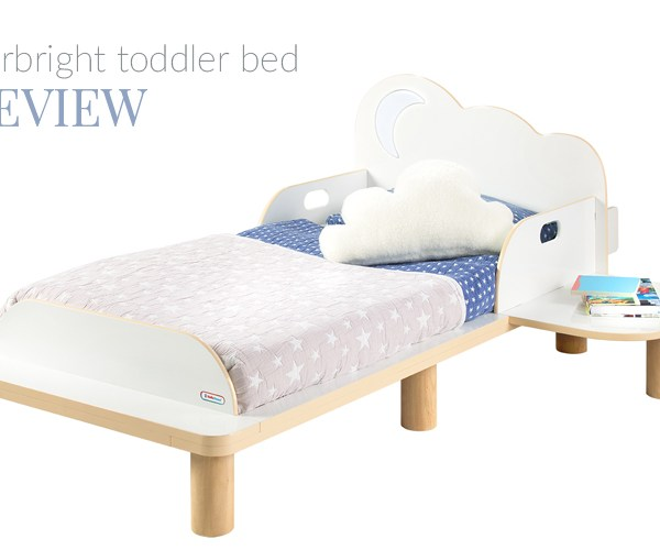 REVIEW   STARBRIGHT TODDLER BED