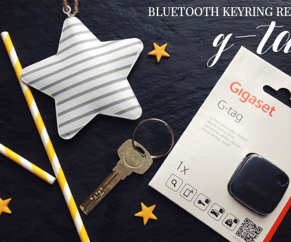 REVIEW | GIGASET G-TAG BLUETOOTH KEYRING