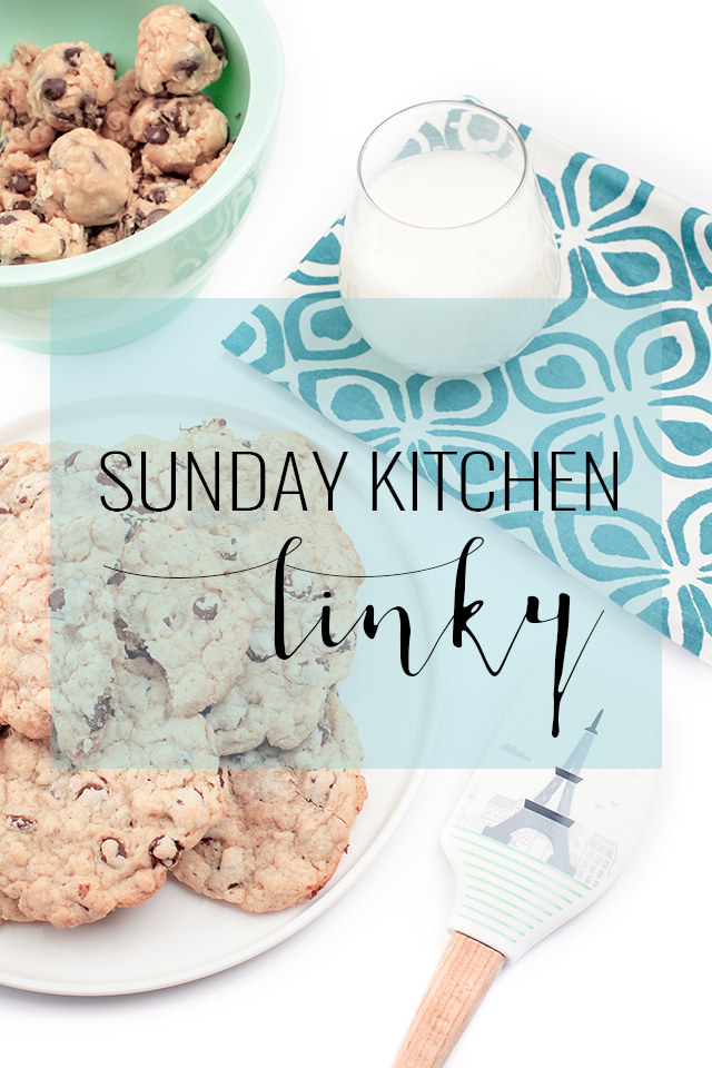 The Sunday Kitchen linky, for all your foodie posts & recipes @gymbunnymum