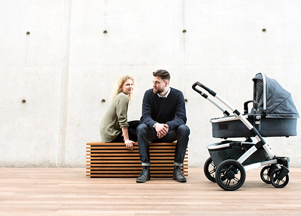 Check out the brand new, stunning limited edition Joolz Geo Ridge pushchair @gymbunnymum