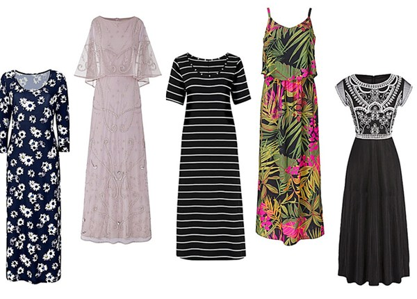5 of the best summer maxi dresses for all occasions