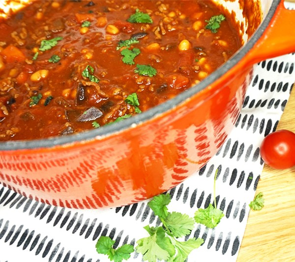 Slimming World Chilli Recipe
