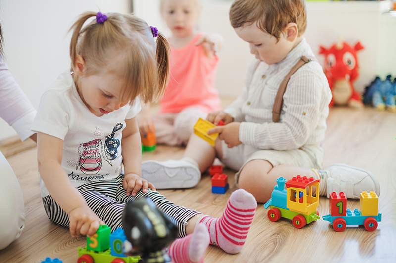 What is anxiety in children? What is separation anxiety? How can you help your child/grandchild with the transition from home to nursery/pre-school and then to primary school?