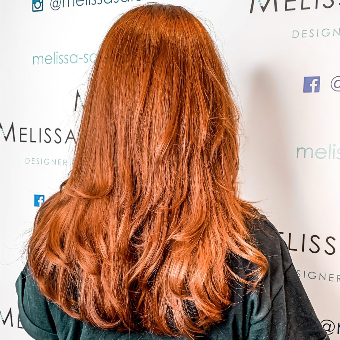 Hair to Dye for - Melissa Timperley Review - red hair, ginger hair, long hair, wavy hair