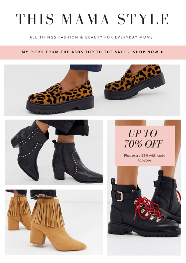 THE SALE EDIT | ASOS 70% OFF WITH EXTRA DISCOUNT CODE